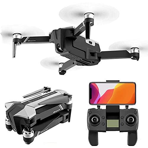 rzoizwko Drone, GPS Smart Return RC Quadcopter, 4K Píxeles de Calidad de película RC Drone, 1000M Distancia de Control Remoto, 120 Grados;Juguetes para Adultos y niños con transmisión de Imagen 5G,