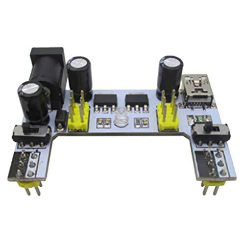 IGOSAIT 2 Canal 3.3V USB / 5V Tablero de Pan del Suministro de energía for Cortar el Pan