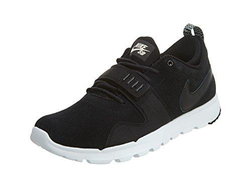 Nike Herren Trainerendor L Skaterschuhe, Schwarz/Weiß (Schwarz/Schwarz-Weiß), 41 EU