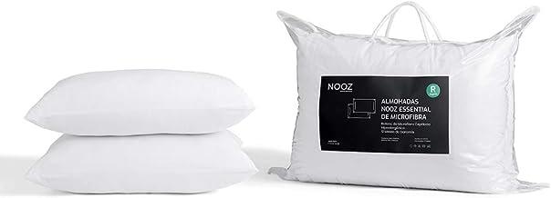 Nooz Nuevo Nuevas Almohadas Essential de Microfibra, Regular