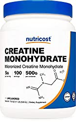Nutricost Monohydrate