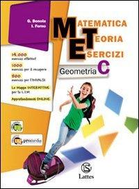 Matematica teoria esercizi. Geometria. Per la Scuola media. Con espansione online (Vol. 3)
