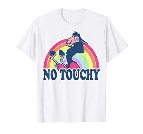 Disney The Emperor's New Groove Kuzco Rainbow No Touchy T-Shirt