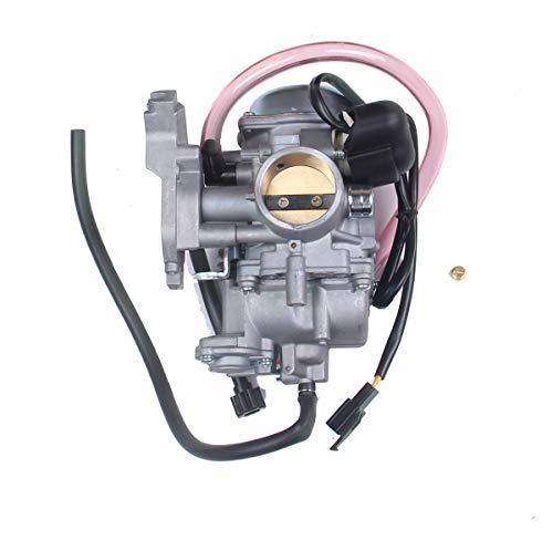 BH-Motor New Carburetor Carb for KYMCO MXU 375 MXU375 MXU400 2009-2011 Replace # 1610K-PWB1-911,1610K-PWB1-902,1610K-LFA5-E00