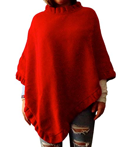 Recopilación de Ponchos y capas para Mujer - los más vendidos. 9