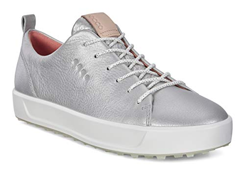 ECCO Golf Soft Ladies, Chaussures Femme (Alusilver 01708) EU...