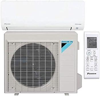 Daikin 17 Seer Ductless Air Conditioner Heat Pump System