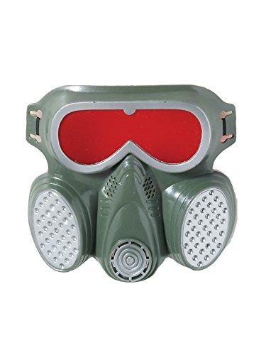 Forum Novelties Gas Mask Biohazard Costume Accessory