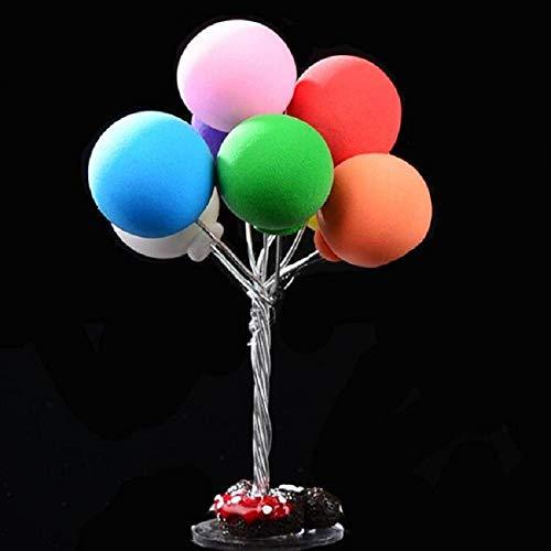GangKun Car, ballon ornamenten, diamanten, bekentenis ballonnen, creatieve interieurs, gepersonaliseerde dashboards, kleine ornamenten, auto decoraties, vrouwen A