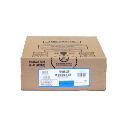 Powerade Mountain Blast Syrup 2.5 Gallon Bag in Box BIB