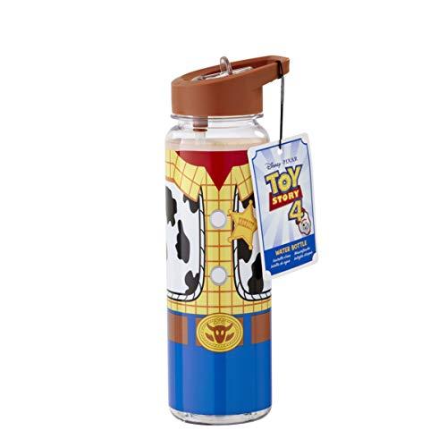 Funko Toy Story-Plastic Water Bottle-Woody, Multicolor, 750ml