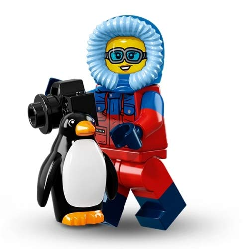 Lego 71013 - Minifigures Serie 16 - Fotografía naturalista - Brixplanet