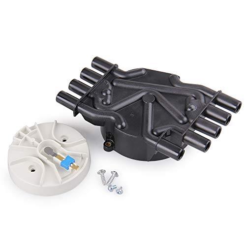 Distributor Cap and Rotor 10452457 10452458 Distributor Cap and Rotor Replacement for Chevrolet /& GMC Trucks V6 4.3L Vortec DR475 DR331 D465 D328A DR475T