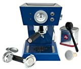 Francis!Francis! X5 Espresso Machine, Dark Blue