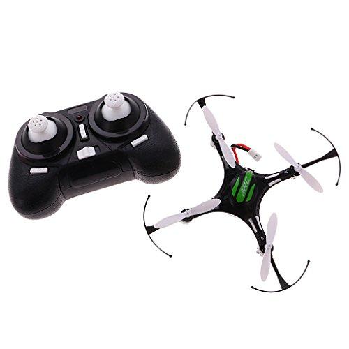 Gazechimp Juguetes Jjrc H8 Mini Drone Headless Modo Drones 6 Ejes Negro / Blanco - Negro