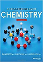 Chemistry: Concepts and Problems, A Self-Teaching Guide, 3rd Edition (Wiley Self-Teaching Guides) PDF