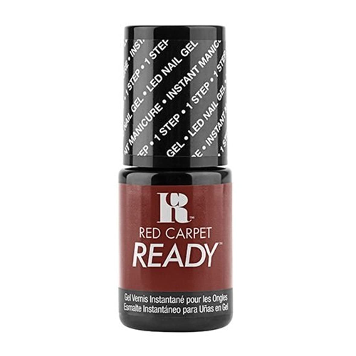 ディベート一般化するファイターRed Carpet Manicure - One Step LED Gel Polish - Runway Strut - 0.17oz / 5ml
