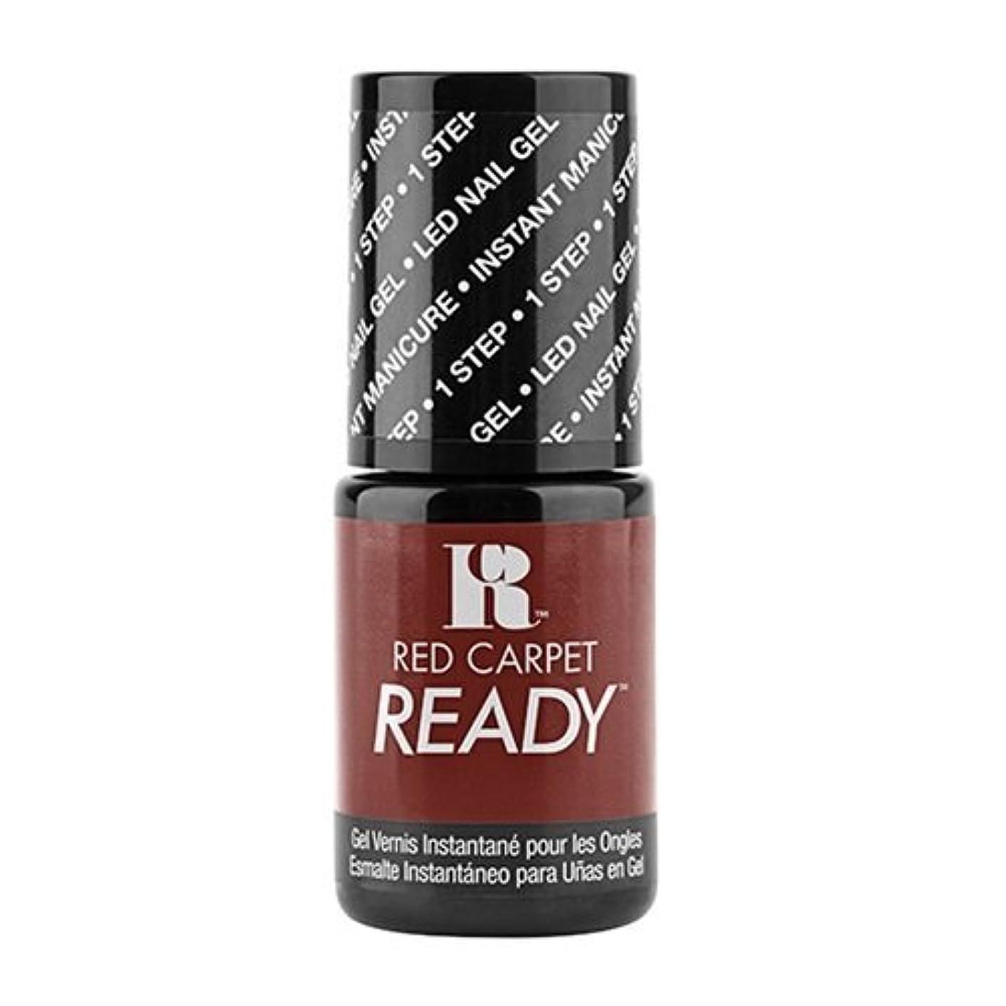 の配列細分化する矢じりRed Carpet Manicure - One Step LED Gel Polish - Runway Strut - 0.17oz / 5ml
