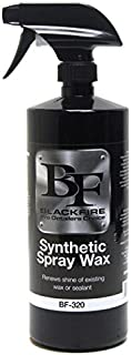 blackfire car polish