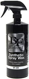Blackfire Pro Detailers Choice BF-320 Synthetic Spray Wax, 32 oz.