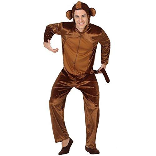 Generique - Costume Scimmia Uomo M/L