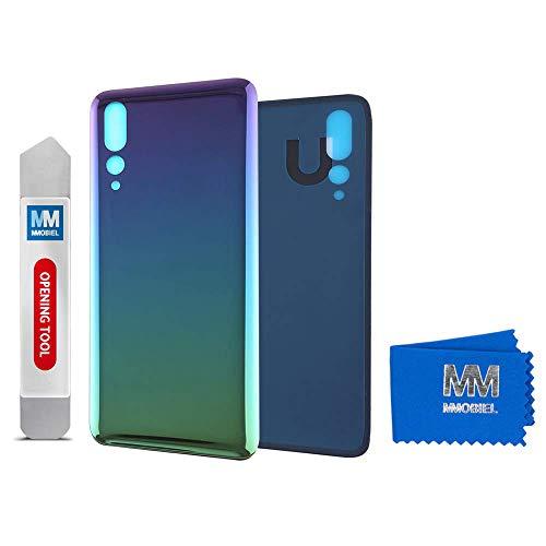MMOBIEL Backcover Akkudeckel Rückseite Rück Klappe kompatibel mit Huawei P20 Pro 2018 6.1 inch (Twilight)