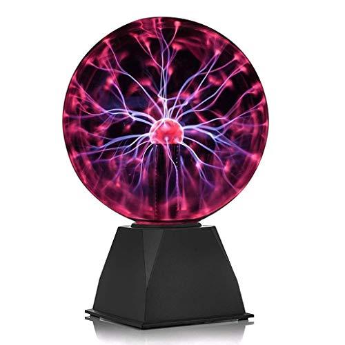 Glas Plasma bal bol bliksem lamp partij magische bal elektrostatische knipperende bal