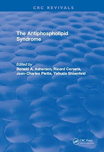 The Antiphospholipid Syndrome (English Edition)