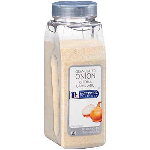 McCormick Culinary Granulated Onion…