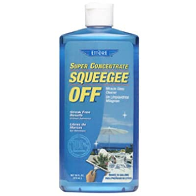 Ettore 30116 Squeegee-Off Window Cleaning Soap