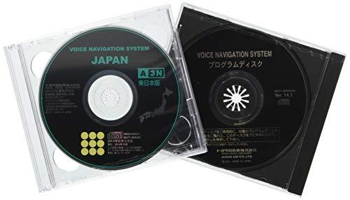トヨタ(TOYOTA) トヨタ純正カーナビ用 CD地図更新ソフト 全国版 08664-0AG17