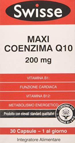 Swisse Maxi Coenzima Q10-30 compresse
