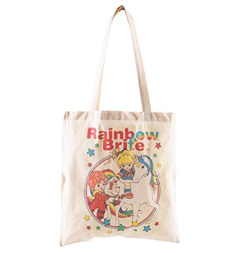 Rainbow Brite and Starlite Tote Shopping Bag
