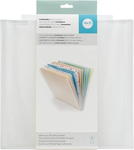 We R Memory Keepers 660249 Carpeta de acordeón, Multicolor, talla única