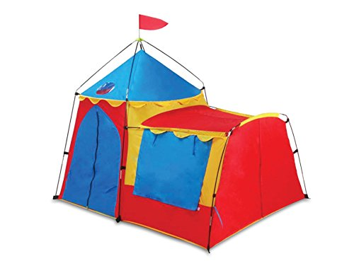 Giga The Knights Tower Kids Play Tent (5 x4-Feet x 50-Inch(H))