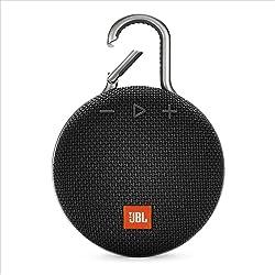 commercial JBL CLIP 3 – Waterproof Portable Bluetooth Speaker – Black panasonic bluetooth speaker
