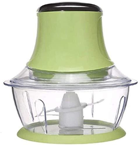 Picadora de Alimentos Electrica Hogar Multifuncional Mini Chopper, Lavavajillas Recipiente Apto, 5...