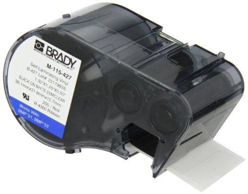 Brady M-115-427 Etiketten für BMP51/53 Etikettendrucker
