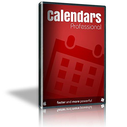 Calendars Professional Win Mac Full