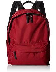 AmazonBasics Classic School Backpack - Red