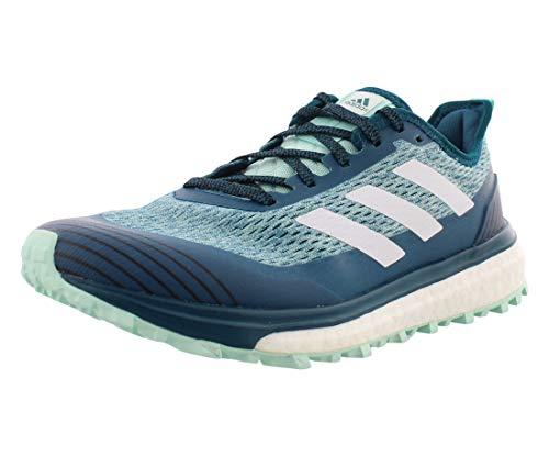 adidas Performance Response TR Boost W Zapatillas de running para mujer, negro (Negro/Blanco/Verde Azulado Real), 36 EU