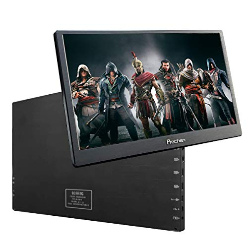 Prechen Portable Monitor, 15.6 inch Full HD 1080P IPS...