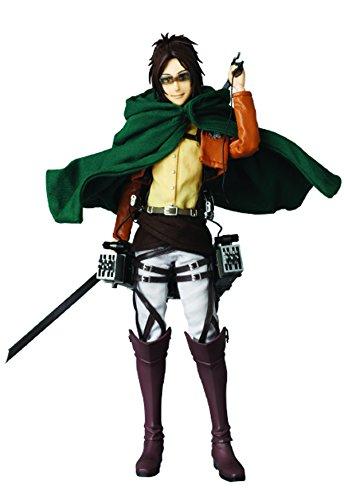 Medicom Attaque sur Titan: Hanji Zoe Real Action Hero Figurine
