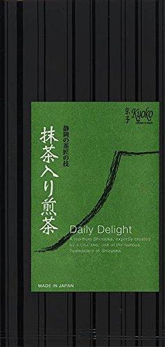 Japan Daily Delight Sencha mit Matcha - japanischer Grüntee im Originalgebinde - 100g