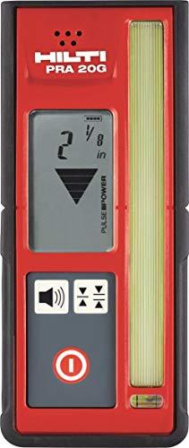 HIlti 2106072 Laser Receiver Pra 20G Measuring Systems