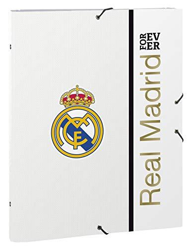 Safta 511954069, Real Madrid 19/20 map voor kinderen, uniseks, verschillende motieven