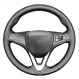 NsbsXs Für Opel Astra (K) Corsa (E) Karl 2014 2020 Crossland X Grandland X Insignia B 2017 2020 BlackSteering Radabdeckung