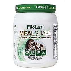 Image of Fit & Lean Fat Burning Meal...: Bestviewsreviews