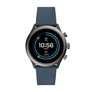 Smartwatch Da Uomo Fossil Con Cinturino In Silicone Ftw4021 (B07N9G5K19) | Amazon price tracker / tracking, Amazon price history charts, Amazon price watches, Amazon price drop alerts