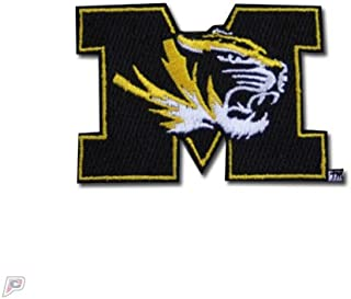 Missouri Tigers Primary Team Logo Iron On Embroidered Patch